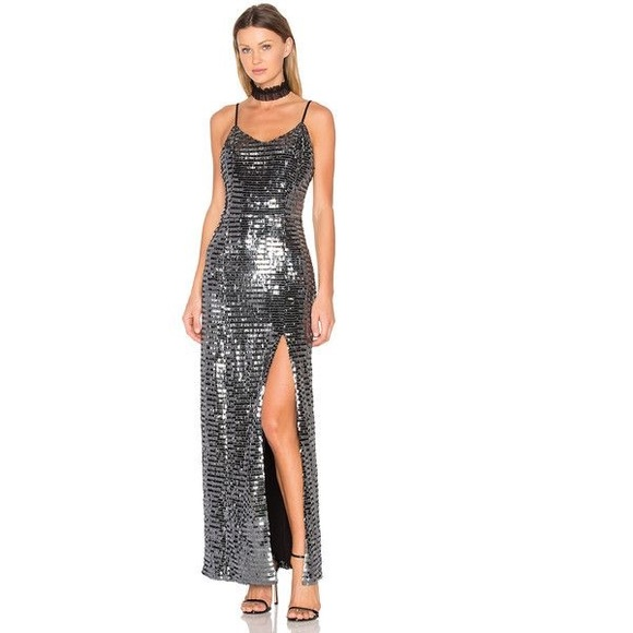 Revolve Dresses & Skirts - Party Prom Sequin Maxi Dress from Revolve